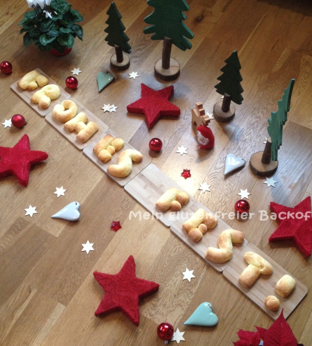 Glutenfreie Weihnachten