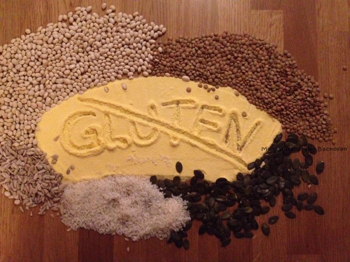 glutenfreier Haushalt