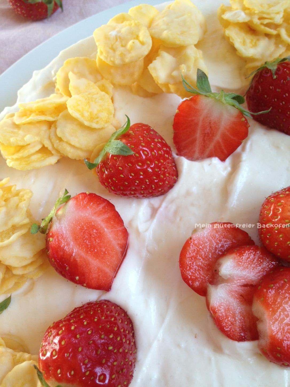Cornflakes-Frischkäse-Torte 6