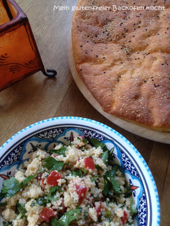 glutenfreier Tabouleh