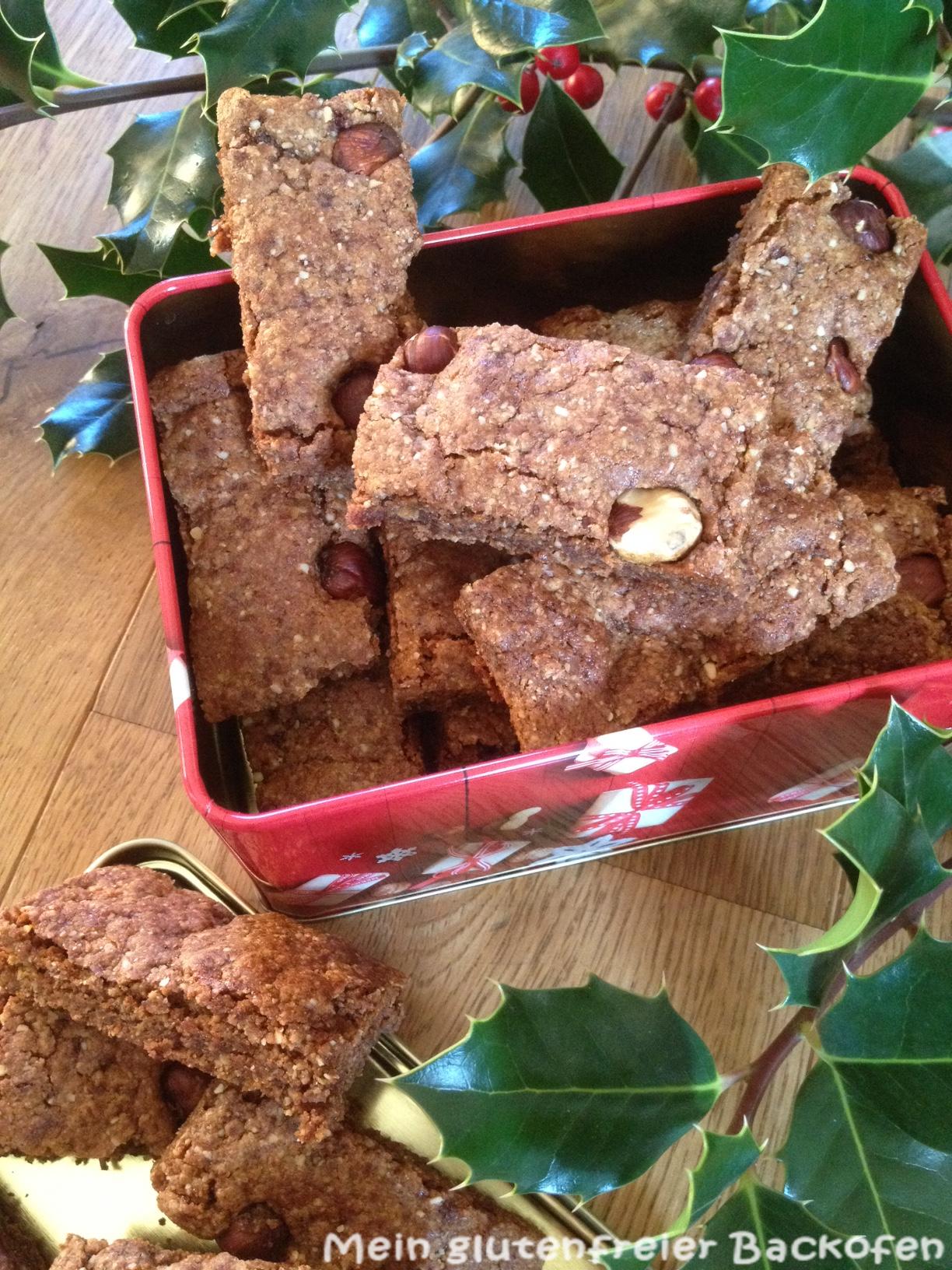 glutenfreies Berliner Brot