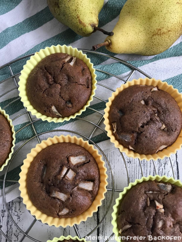 Birnenmuffins2