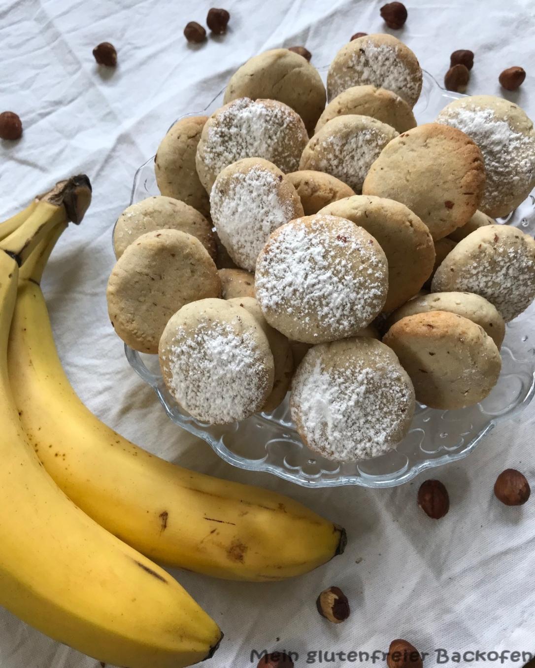 glutenfreie und vegane Kekse