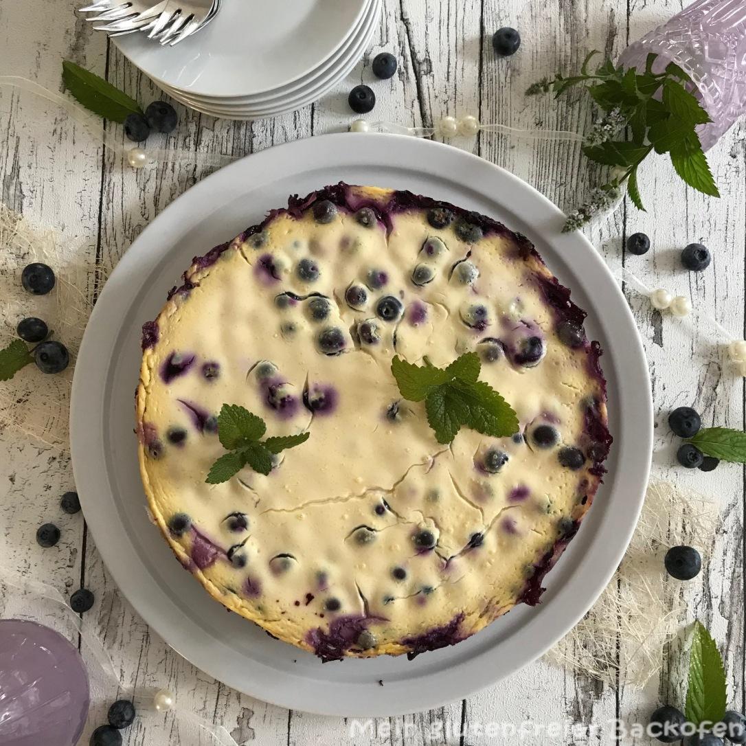 Käse-Brownie-Kuchen_mit Blaubeeren1