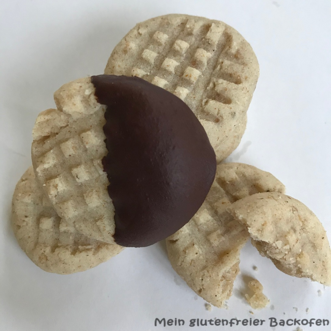 Erdmandel-Kekse